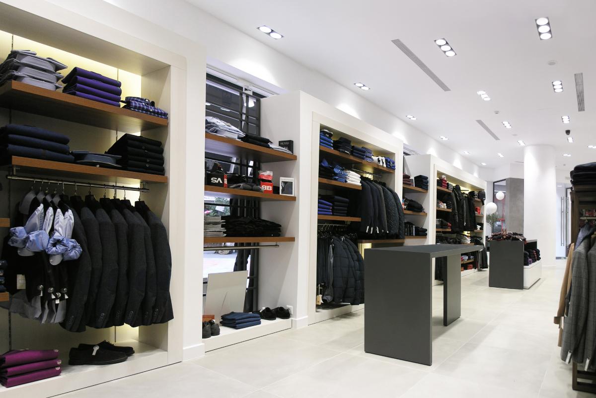 Κατάστημα ανδρικών ρούχων Ragazzi