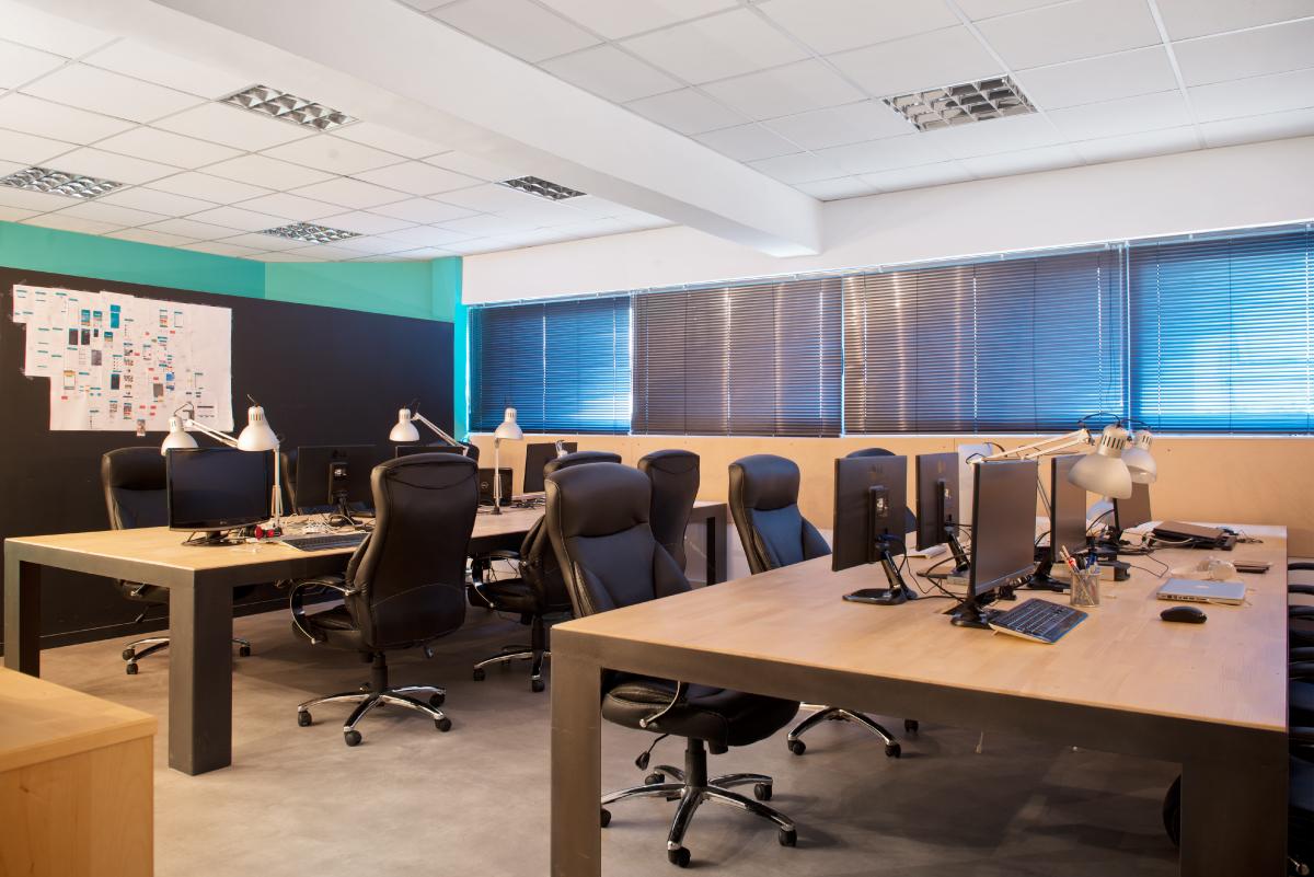 Γραφεία εταιρείας Rinnatta